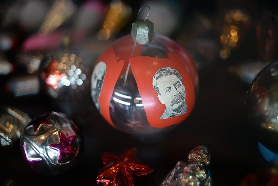 Ukras sa likom Staljina, 1937, povodom 20 godina od Revolucije