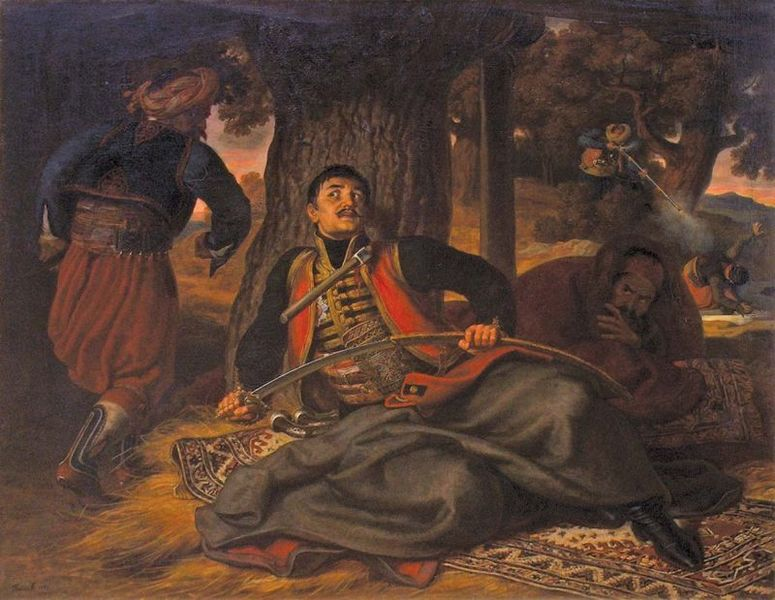 Ubistvo Karađorđa, Narodni muzej u Beogradu