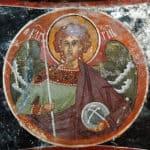 Arhangel Mihailo, Manastir Zavala
