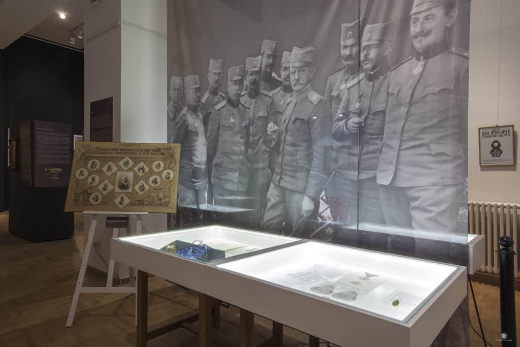 """Izložba """"Kraj Velikog rata"""" - Istorijski muzej Srbije,  kao ključni projektni zadatak seminara"""