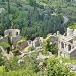 Mistra, sećanje na poslednjeg romejskog cara Konstantina XI