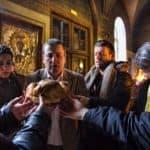 Sečenje slavskog kolaca u rusiji