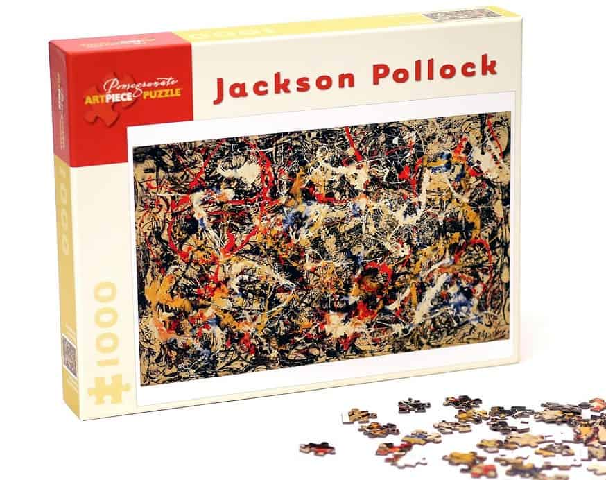 Pollock, Convergence puzzle
