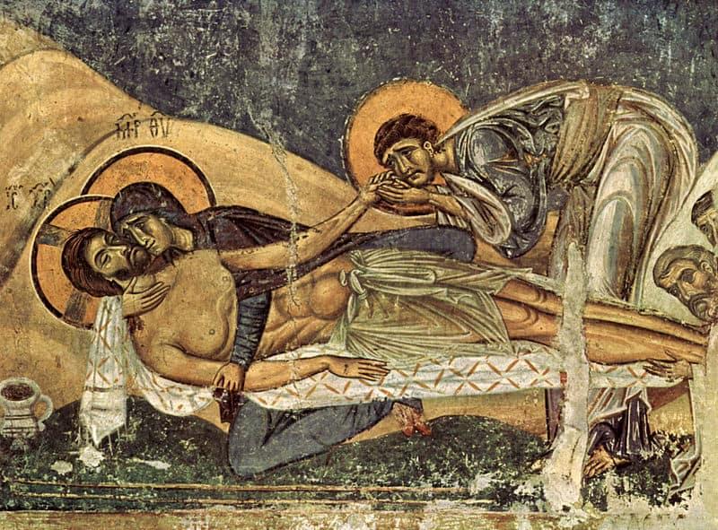 Oplakivanje Hrista