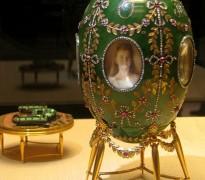 Uskršnja jaja kao umetnički predmeti – Faberže