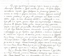 Nepoznato pismo poznate umetnice