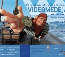 VIDEOMEDEJA – Međunarodni festival video umetnosti