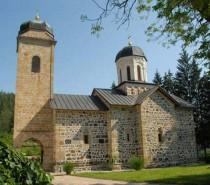 Srpski manastiri u Bosni -Ozren