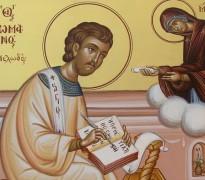 Prepodobni Roman Slatkopojac, slava mnogih horova i pojaca