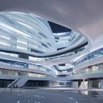 Novo doba:  Zaha Hadid, vizionar XXI veka