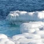 Led - Antarktik