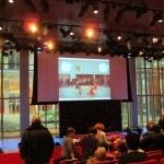 Times Talks, Marina Abramovic, publika,