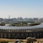 Taiwan, Solar Stadium, Toyo Ito