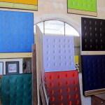 Mikic, Sateni, atelje umetnika