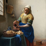 Vermeer, Milkmaid