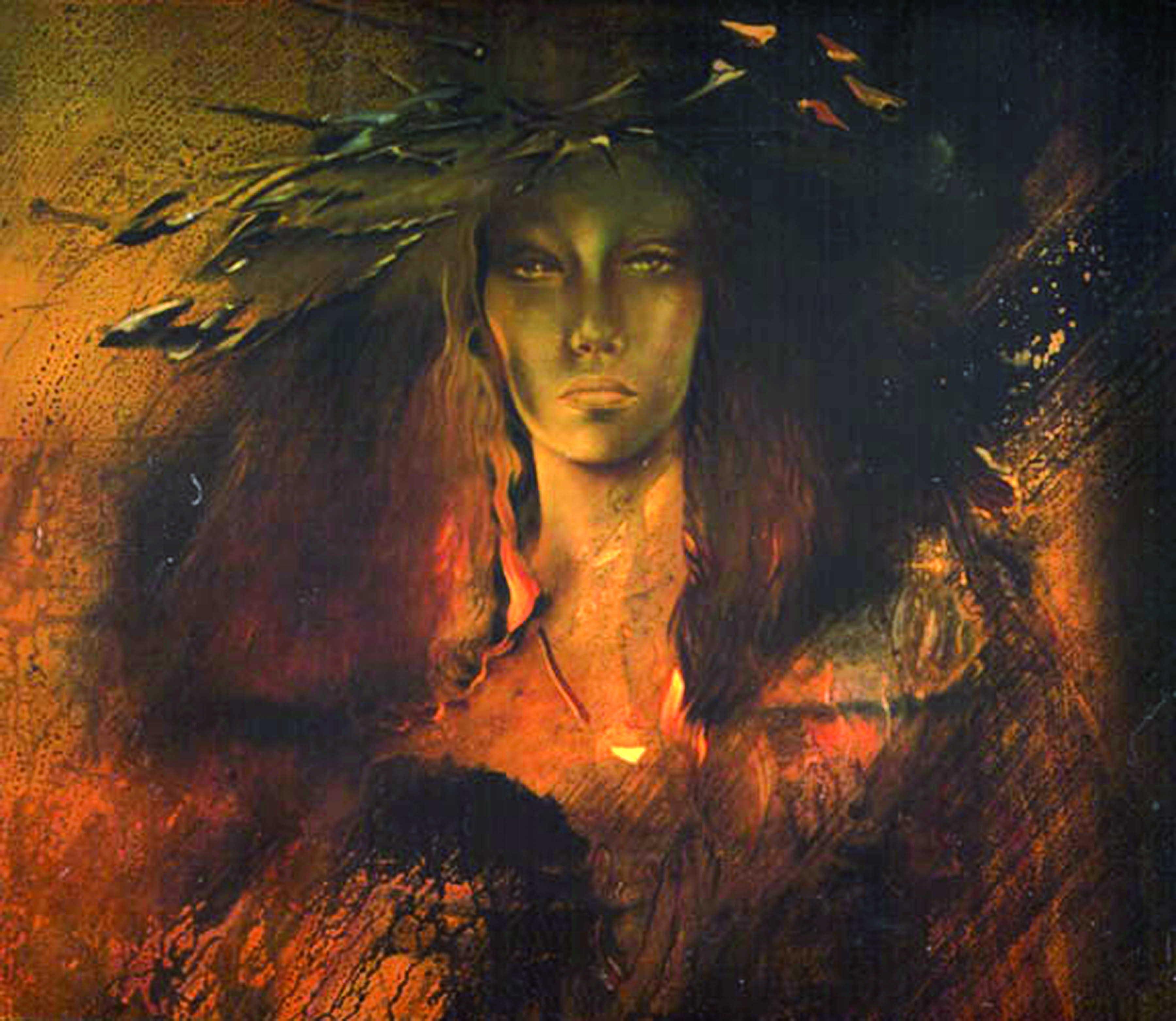 Hrist 2000, Olja Ivanjicki