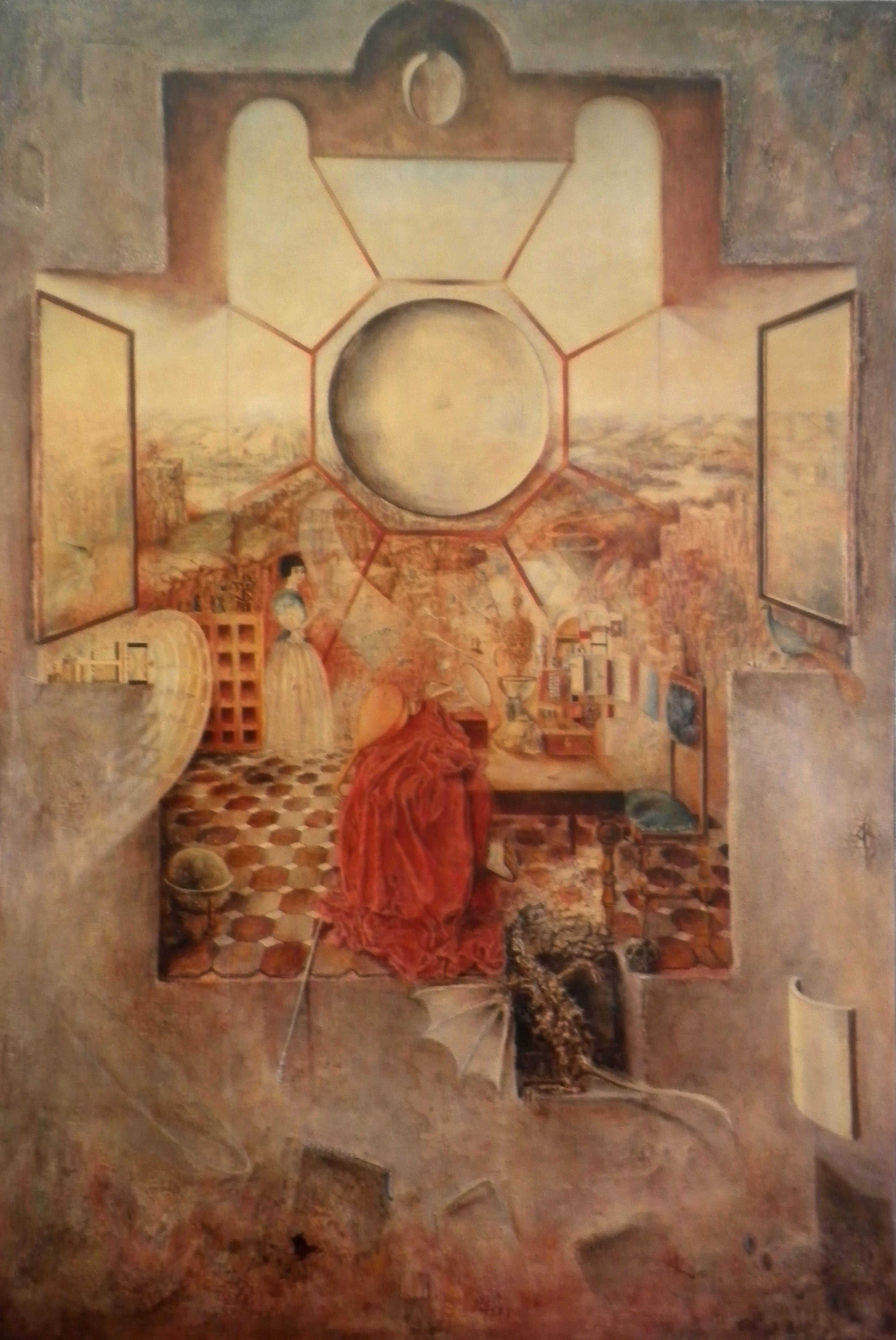 Leonid Šejka, Odaja Svetlozornosti