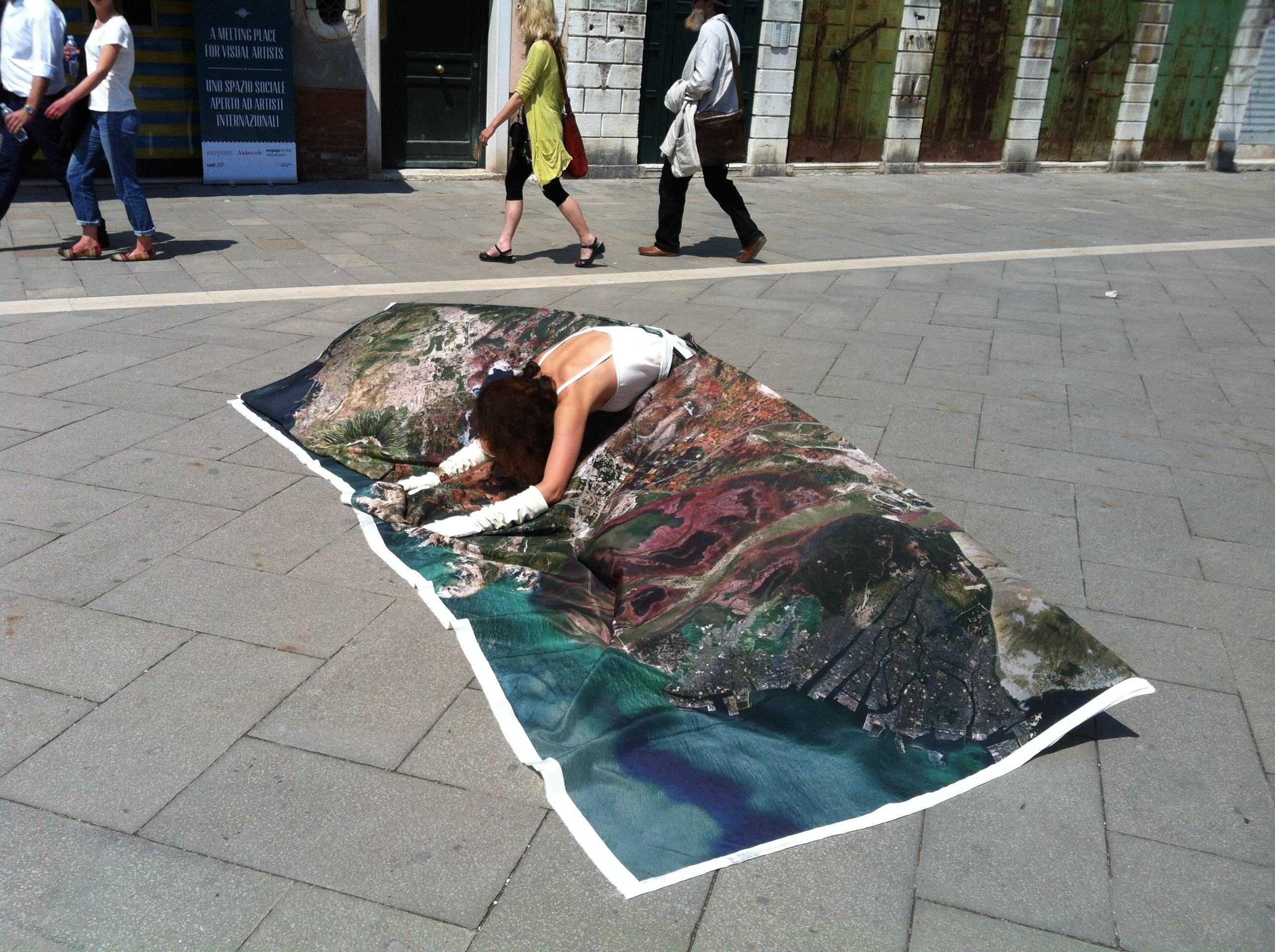 iLand, Regina Frank, Venice Biennale, 2011