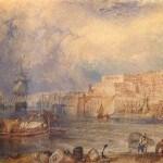 William Turner, Malta
