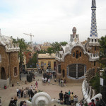 PArk Guelj, BArselona, Antonio Gaudi