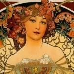 Alfons Muha, sinonim za Art Nouveau