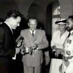 Tito, carski darovi,Haile Selasije