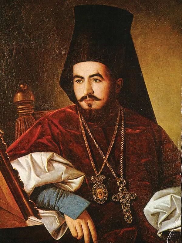 mladi Njegoš, rad Josipa Tominca, 1837