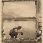 Černov, srpski vojnik na Krfu 1916