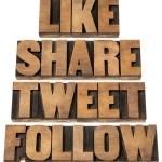 tweeter, facebook, social