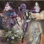 Olja Ivanjicki, portret Hegela
