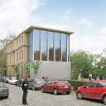 Vidikovac, Muzej Olje Ivanjicki, pogled iz ulice