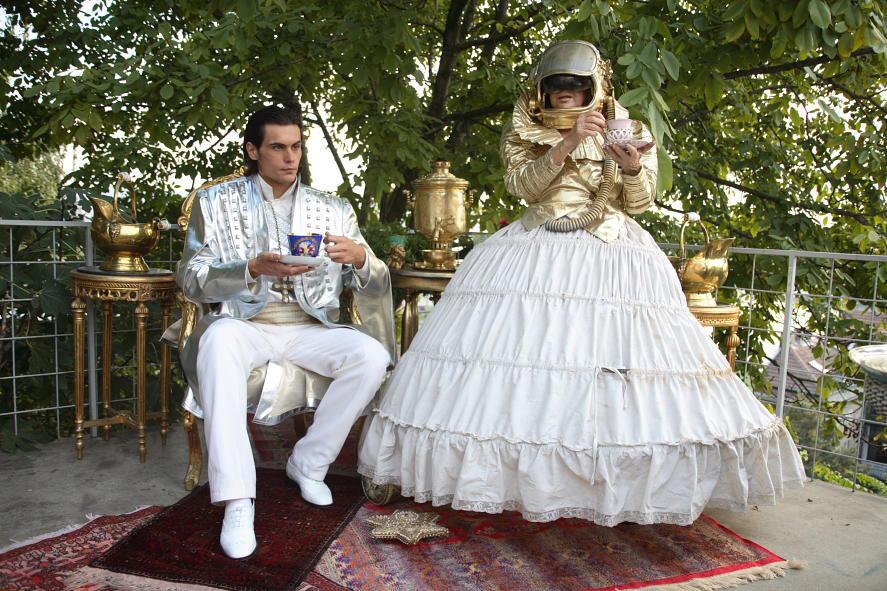 Olja Ivanjicki, Kolekcija Njegoš, Mona 2007