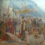 """Marko Murat i """"Lada"""" u Narodnom muzeju u Beogradu"""