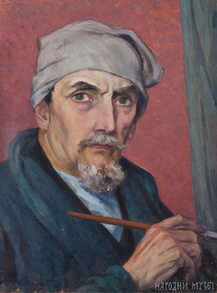 Marko Murat, Autoportret