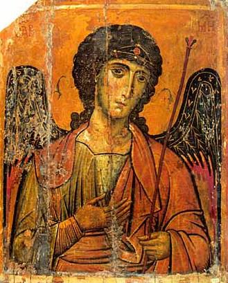 Sveti arhangel Mihailo, Sinaj, 13. vek
