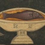 Sveti apostoli, Peć, umnožavanje hlebova i riba
