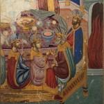 Carska gozba, Manasija