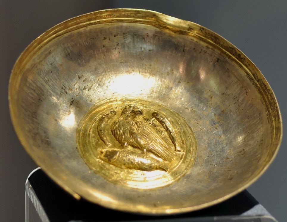 Najstarija sačuvana čaša iz srednjeg veka