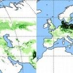 Evropa - nezvanična karta evropskog hleba