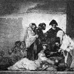 Fransisko de Goja, Zavaljujući sastrici, 1810–1815. (Slike rata)