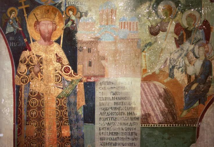 Despot Stefan Lazarević (1377-1427), Manastir Manasija