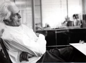 Fraj Oto (Frei Otto) 1925-2015.