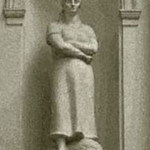 Skupstina, skulpture, France Gorse