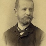 Mihailo Valtrović, upravnik Muzeja, foto Narodni muzej u Beogradu