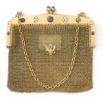 Zlatna tašnica sa ruskim carskim grbom, MPU