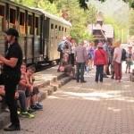 Šarganska osmica - voz muzej, foto: Tamara Ognjević