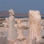 Delos, detalji sa svetilišta, foto: mykonos.gr, Zvanični sajt opštine
