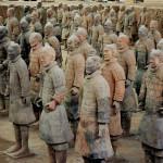 Vojska od terakote, Kina, car Ćin Ši Huang, 259-210. god. p n. e