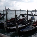 Gondole, Venecija, foto S.Spasić