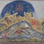 Strašni sud, Bogorodica Ljeviška, Prizren